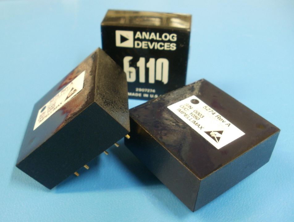 Pin Diode Drivers