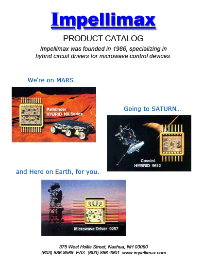 Impellimax Product Catalog